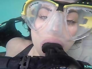Underwater Scuba Dive