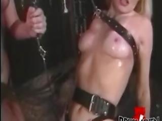 hardcore lesbiske dominatrix