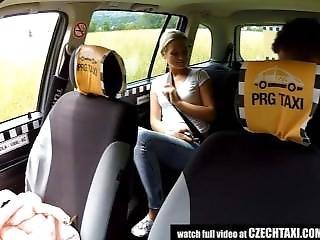 Czech Taxi Fuck