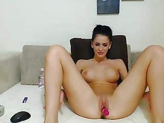 Flashing Boobs On Live Webcam