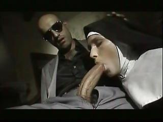 Nun Get Some Action