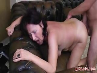 Mature Kataline Hardcore
