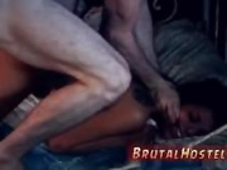 Black punishing white girl hot toilet slave