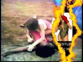 Black Women Wrestling
