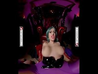 Vrcosplayx.com Busty Succubus Morrigan Fucks With You In Vr