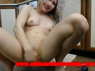 Cute Petite Busty Teen Amateur Fingers Squirt Over And Over Again Toy Fuck