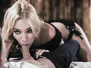 Super Hot Step Sister Pity Fucks Her Step Brother!