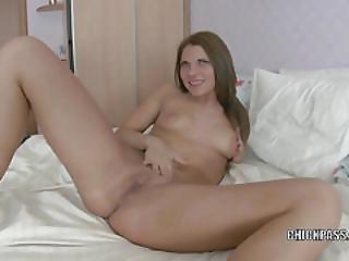 Isida Is Taking Some Dick In Her Teen Twat