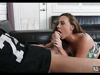Hot Brunette With Nice Ass Fucked Chanel Preston