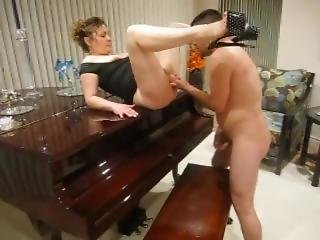 Wife Loves Ben Licking Her Pussy And Fucking Her Cunt