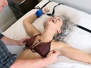 bondage, fétiche, chatouille