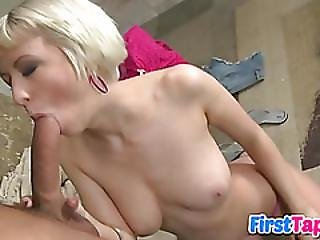 Cherry Torn In Her First Sex Tape