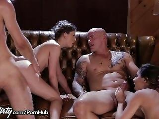 Prettydirty Exclusive Full Scene Indirect Relations!