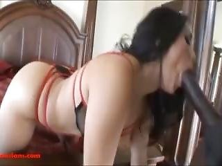 Fat Tight Pussy Asian Get Monster Black Cock