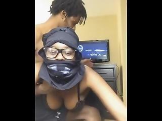 Ebony Milf In Black Lingerie Buy Full Video Now Instagram Iameesusj