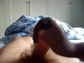 Pantyhose Hose Job