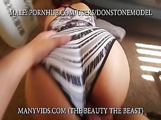 Latina Doggy Style Big Booty