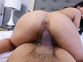Tony Slams Cystals Cunt Til She Cums Multiple Times