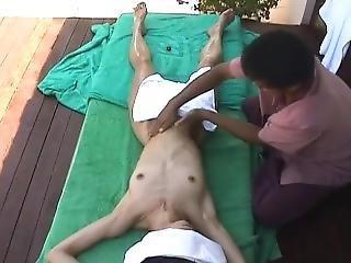 Massage Girl Orgasm