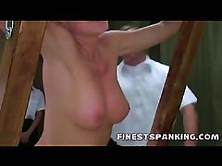 Tangled Up Blonde Intense Spanked