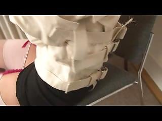 Idiot Tricked Into A Straitjacket
