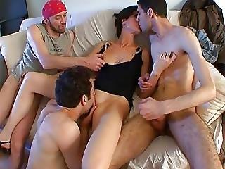 Amateur Mature Group Sex