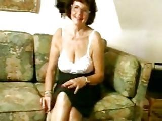 素人, おまんこ, おばあさん, 毛だらけ, 成熟した