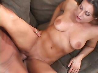 Short Haired Cutie Fucked