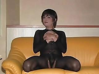 amateur, pijp, crossdress, jurk, masturbatie, sex, slaaf, kous, transsexueel