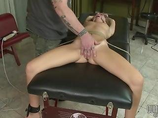 Busty Teen Bondage Fun 4
