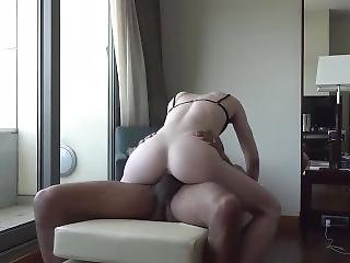 Greek Tourism Threesome Amateur With Perfect Wife - Dp This Beauty!