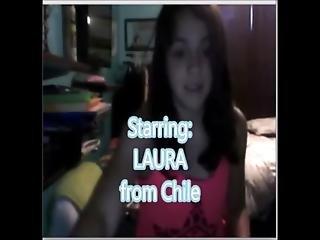 18-årige, amatør, røv, kamera pige, latina, fisse, teen, lille, webcam