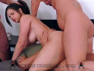 Fulanax.com - Nekane Hard My First Dp 3 Men