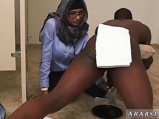 Muslim Girl Massage Fucked Hard Black Vs