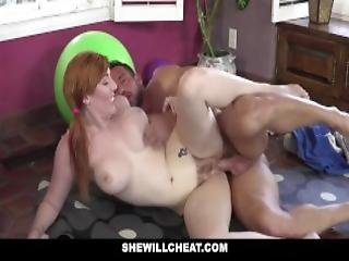 Shewillcheat Cheating Ginger Wife Fucked By Personal Trainer