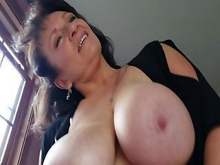 Gros seins naturels - amateur
