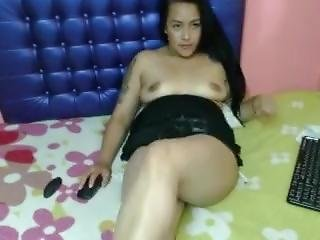 Latina Saggy Tits Webcam Tease - More At Beachporn.net