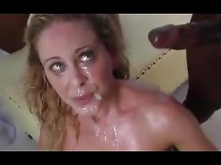 Cherie Deville Interracial Gangbang