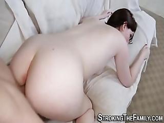 Big Ass Teen Stepsister
