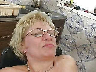 Blonde, Cumshot, Granny, Hairy, Sandwich, Young