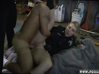 amateur, blonde, pipe, éjaculation, milf, piégée