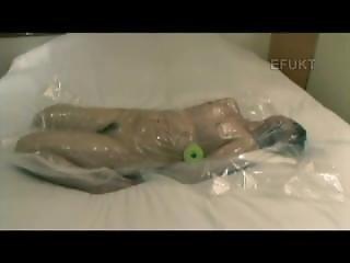 Japanese Real Life Vacuum Bag Doll