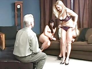 Dutiful uk submissive rubbing her clit on cue 4