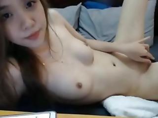 Asiatica, Ragazza Webcam, Adolescente