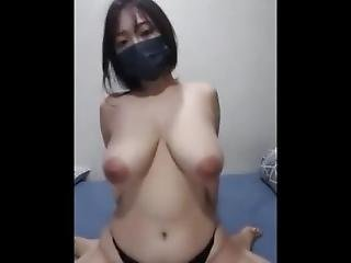Big Tits Korean Girl Webcam