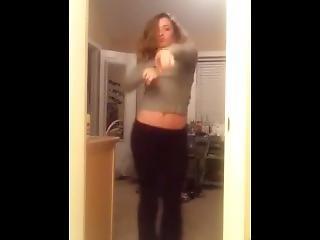 Tumblr Girl Dancing