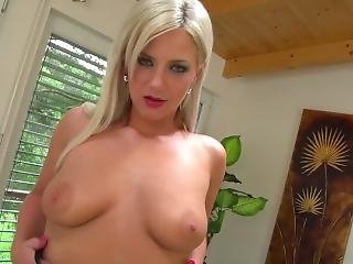 Cute Nathaly Cherie Big Cock Fucked