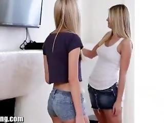 Little Lolitas First Time Girl On Girl Watching Porn