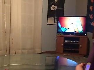 30 Mins Edging Then Cum While Watching Fj Porn