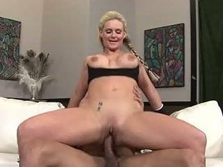 Busty blonde Phoenix Marie fucked by her fitness trainer